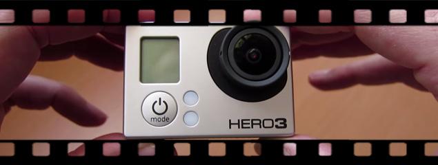 Filmen mit der GoPro Hero 3 Black – Was taugt die neue GoPro Hero 3 Black beim Filmen unter Wasser?