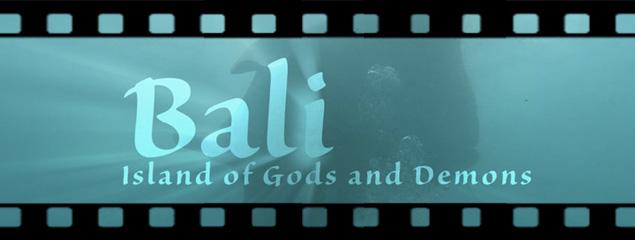 Neues Video: Tauchen auf Bali im April 2015