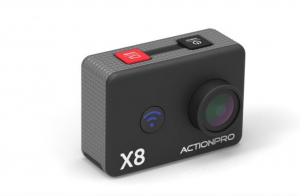 Filmen in 4K – Actionpro X8
