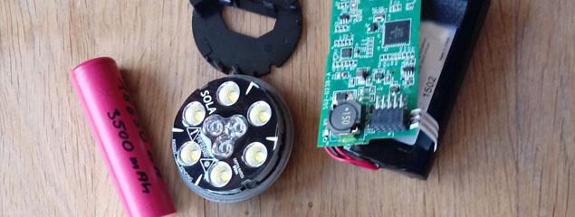 Sola Lights – Lampen warten und reparieren